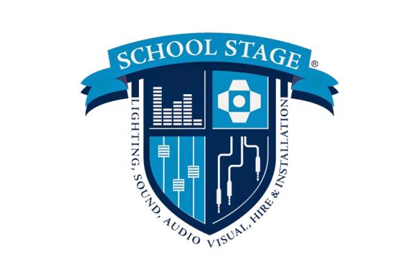 School Stage Logo