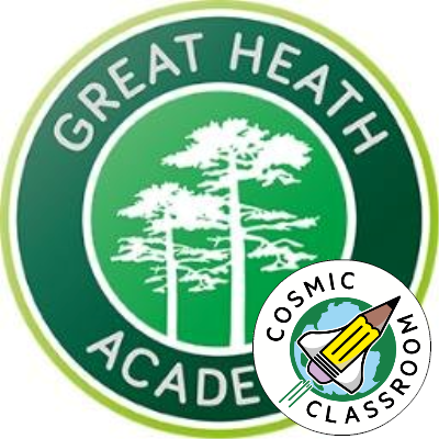great heath academy logo