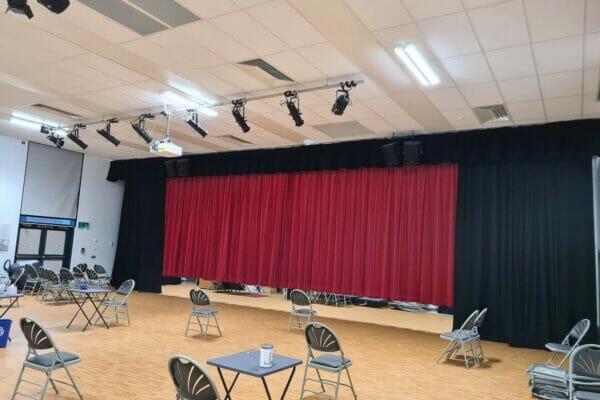 St James school Theatre